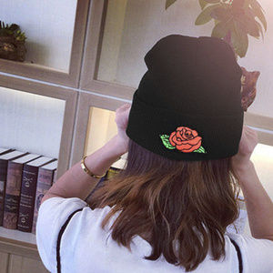 Accessories - Knit Baggy Beanie Fashion Winter Hat Chic